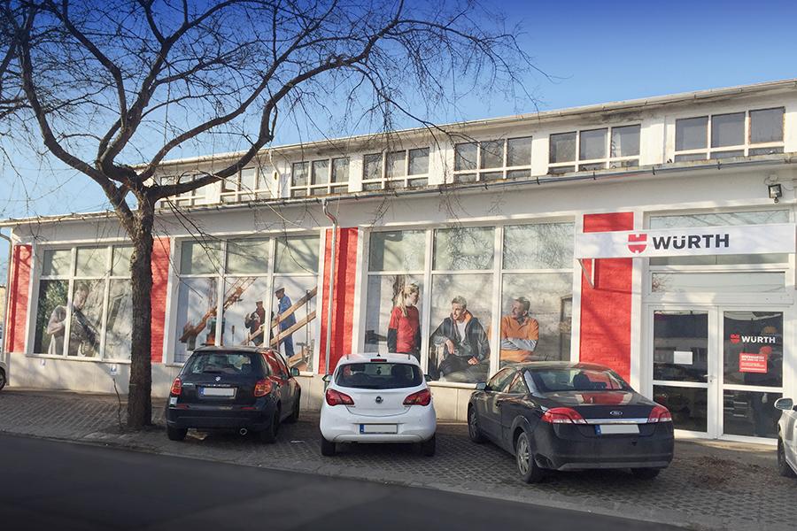 A 10. Würth Shop Budapest IX. kerületében várja a vásárlókat