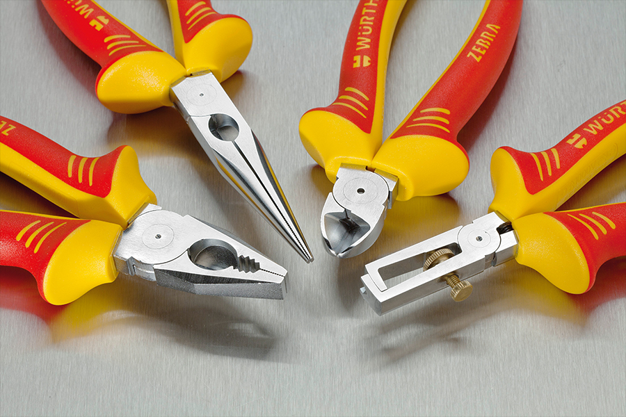 Kiváló minőség villanyszerelők számára