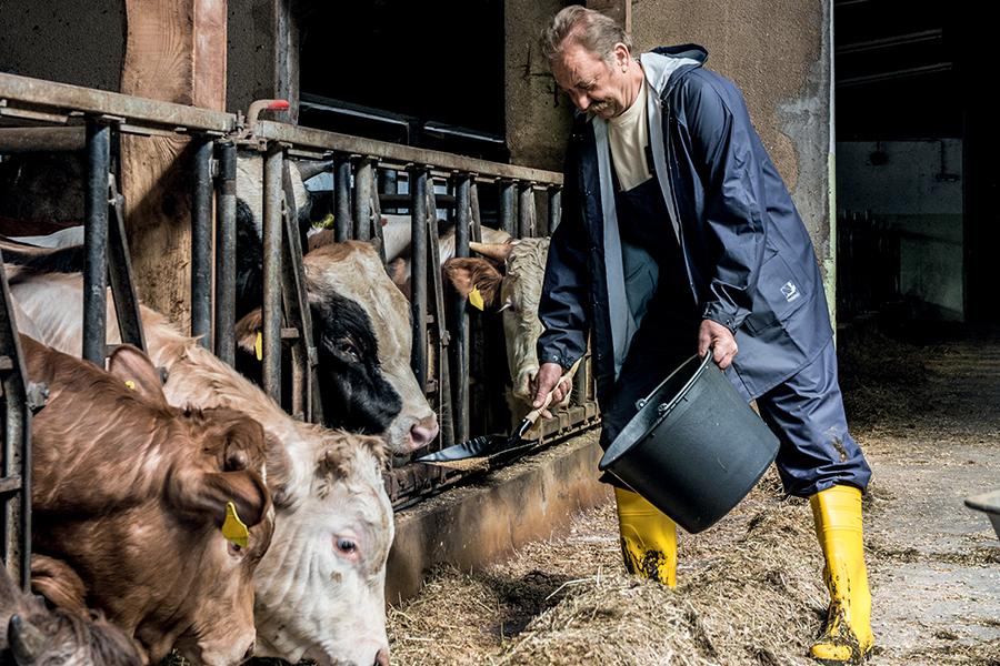 Egészséges és biztonságos környezet a mezőgazdaságban