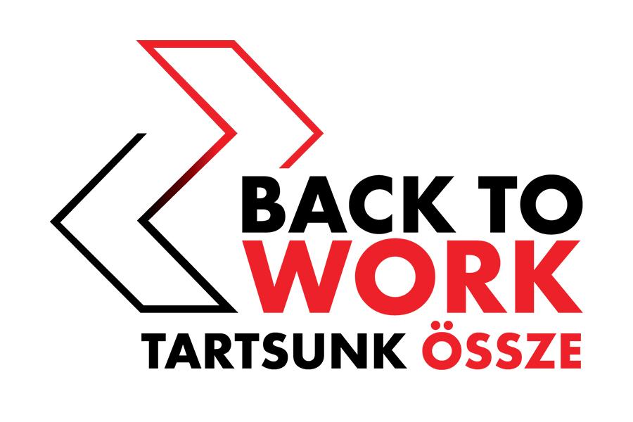 BACK TO WORK - Tartsunk össze
